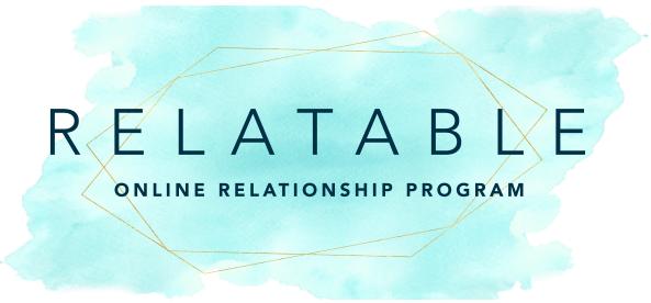 Relatable Online Relationship Program