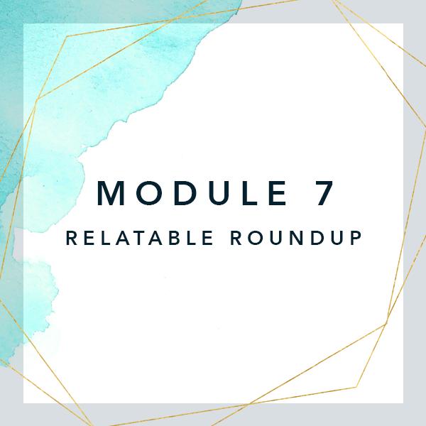 Relatable Icon - 7 Module
